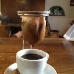 コーヒーの淹れ方上級・ネルドリップ