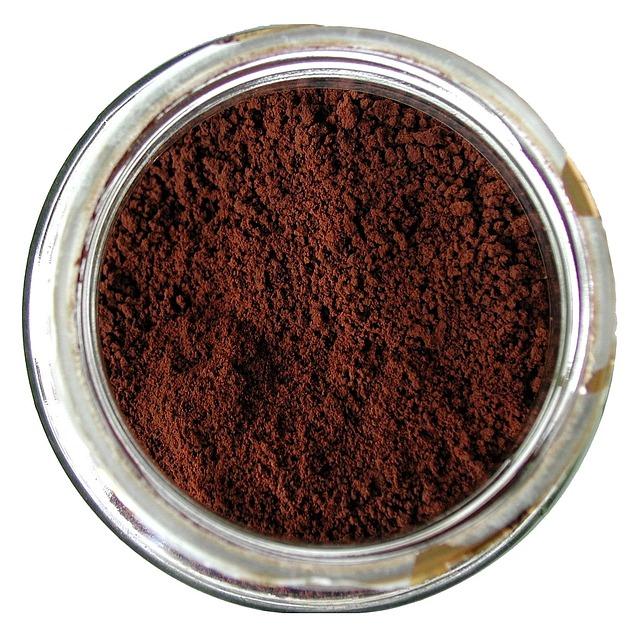 コーヒー粉末